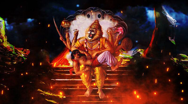 hindu-god-vishnu-narasimha-avatar-hinduamewoo
